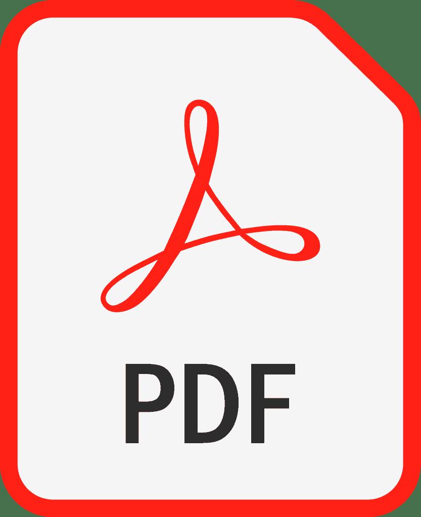 segeren cleaning PDF icoon
